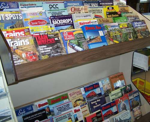 We have the books, magazines, and DVDs to assist you in creating your masterpieces